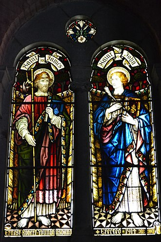 St_Andrew_Church_stained_glass_window Lahore