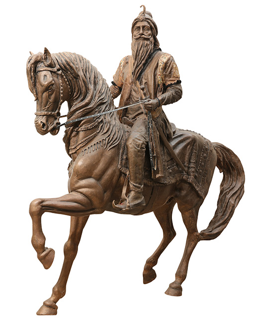 Ranjit Singh. A ruler much ahead of his times